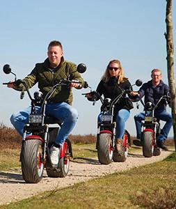 E-Chopper tour Enschede